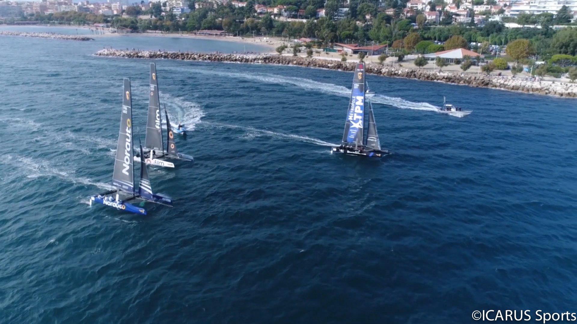 ICARUS SPORTS AND GC32 RACING TOUR SEAL PARTNERSHIP RENEWAL