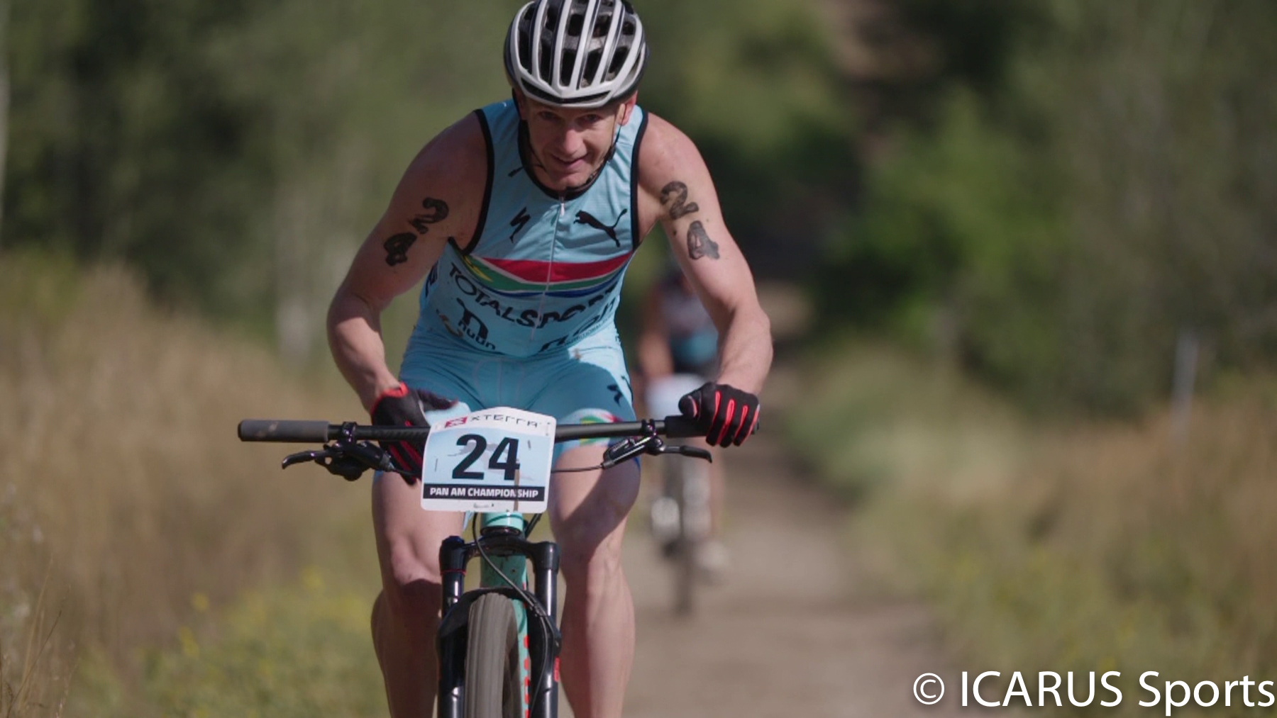 ICARUS SPORTS ESCALATES XTERRA WORLD TOUR BROADCAST TO A GLOBAL AUDIENCE