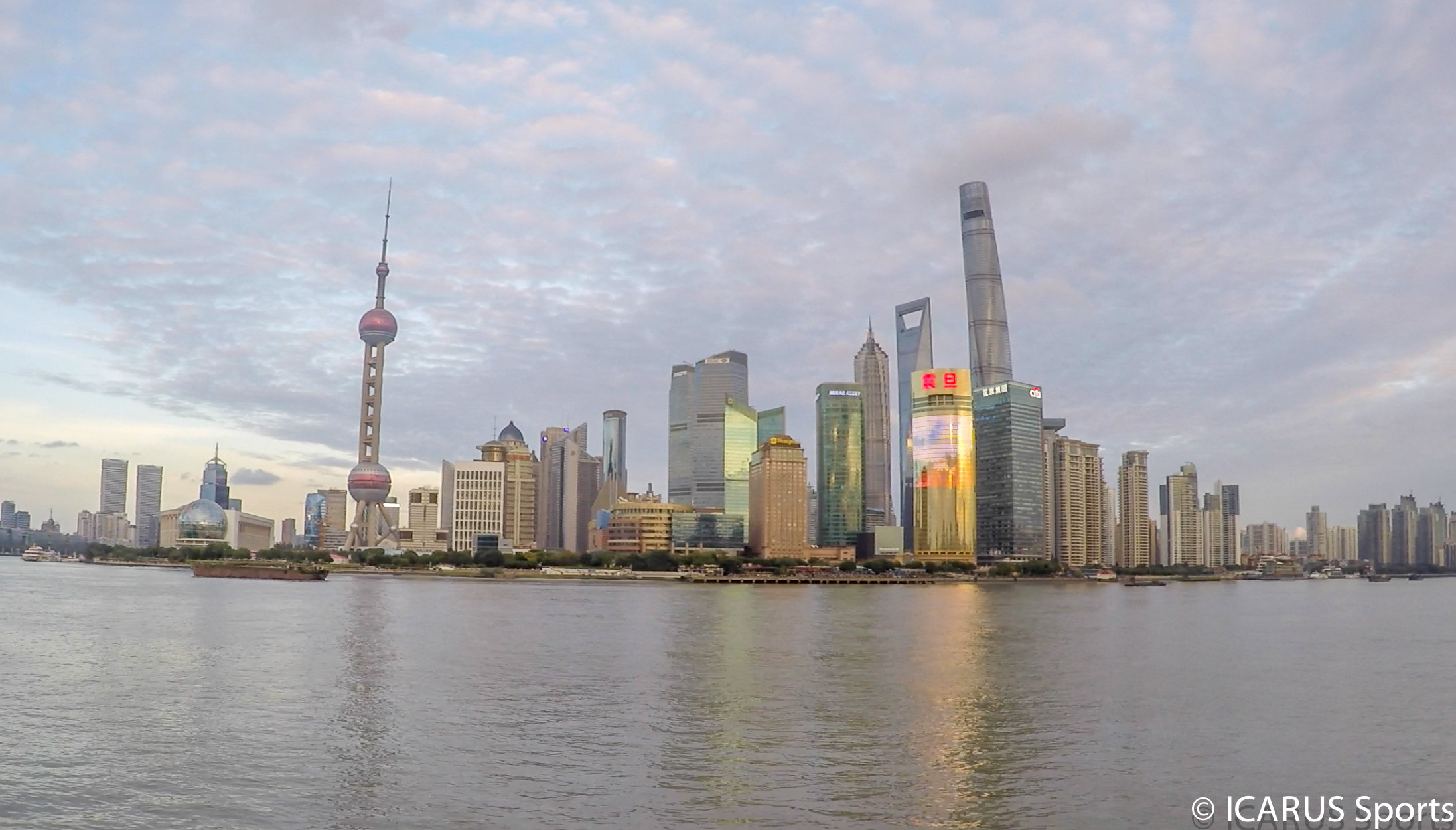ICARUS SPORTS OPENS NEW OFFICE IN SHANGHAI, CHINA
