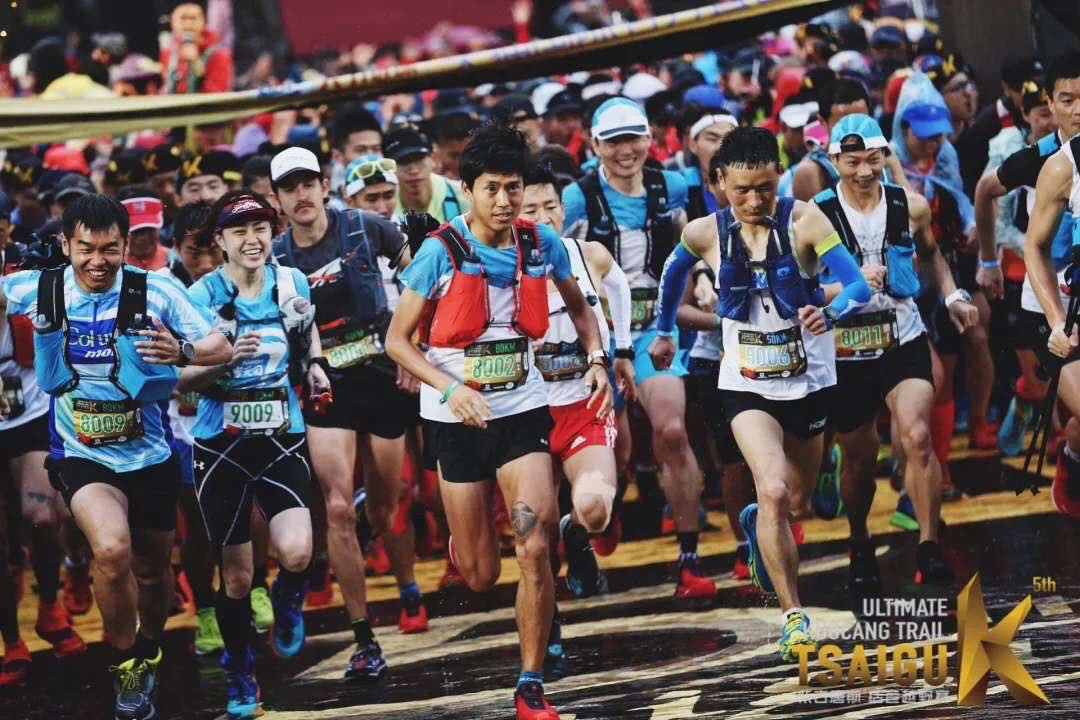 ICARUS SPORTS PARTNERS WITH CHINA'S ULTIMATE TSAIGU RACE