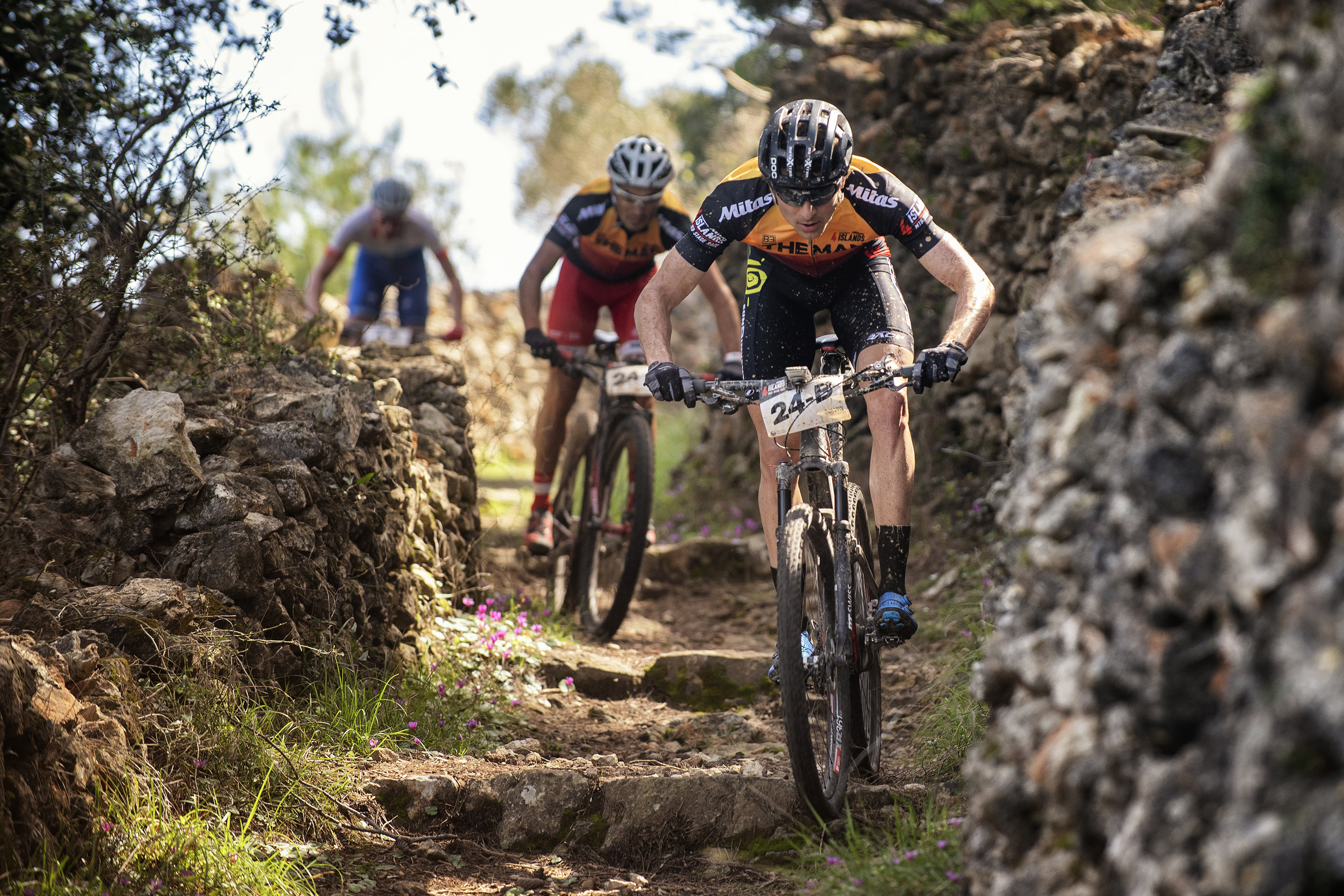 ICARUS SPORTS PRESENTS MOUNTAIN BIKE RACING AT MITAS 4 ISLANDS