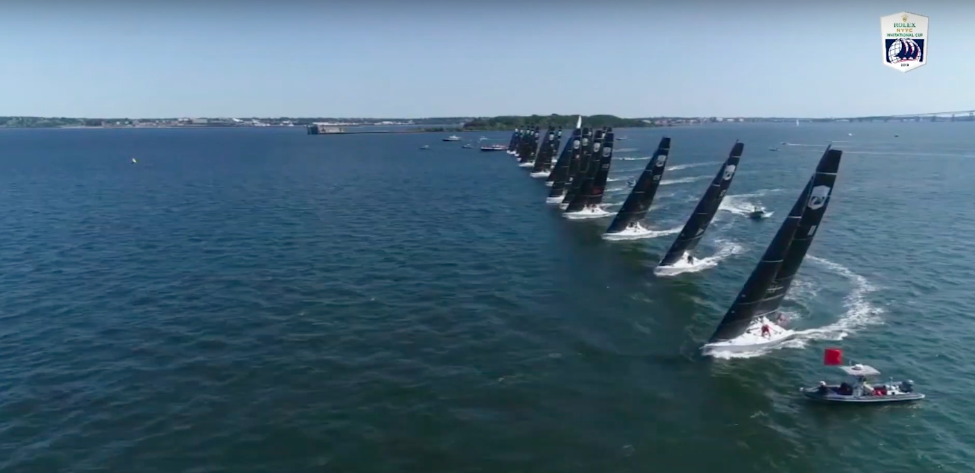 ICARUS SPORTS PROVIDING STELLAR LIVE STREAM FOR SAILING EVENTS