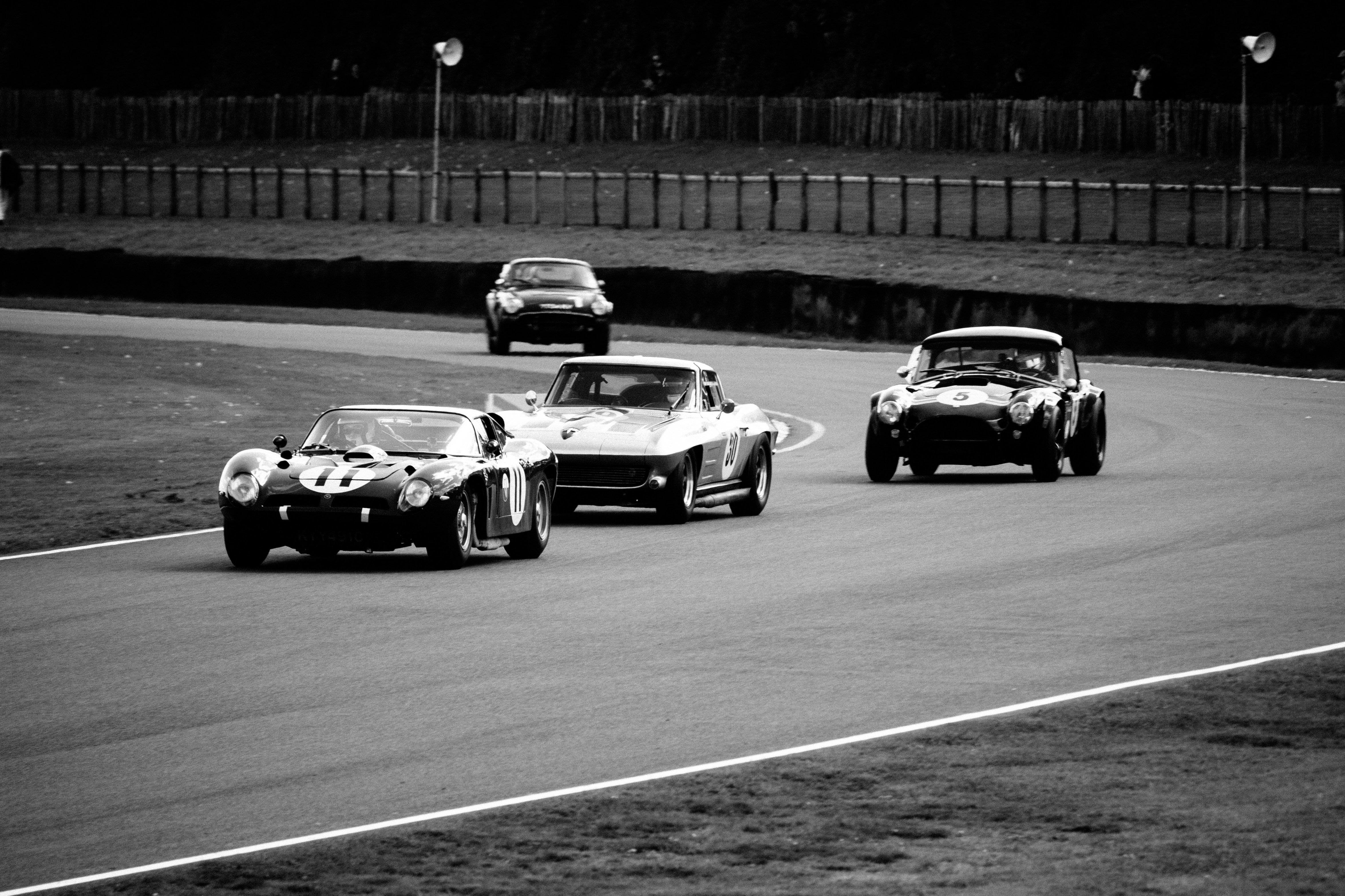 Icarus Sports Stages Broadcast Showcase For Masters Historic Festival In Brands Hatch Uk Icarus Sports