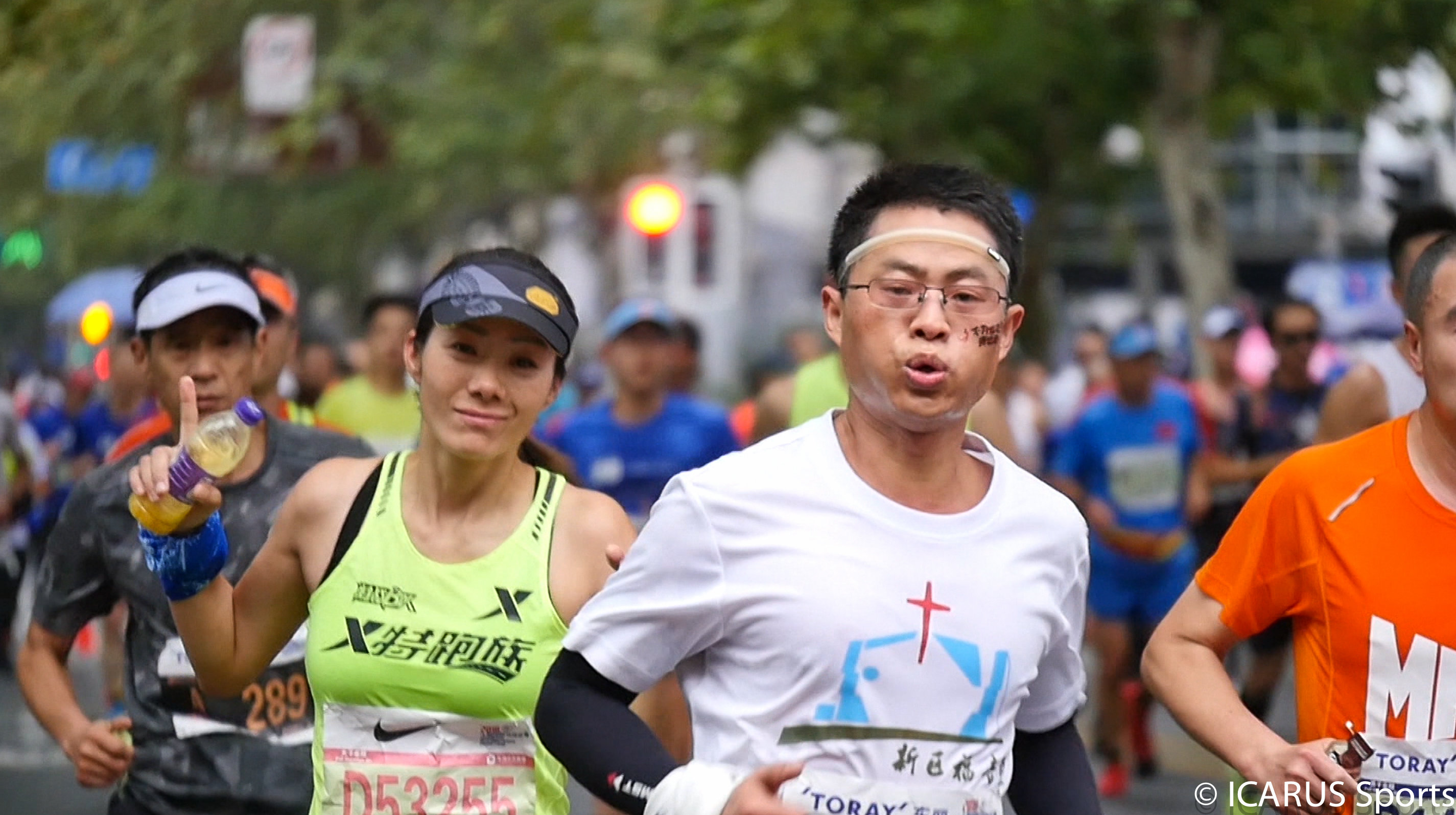 ICARUS SPORTS TAKES ON CHINA'S MOST POPULAR OUTDOOR SPORTS EVENTS