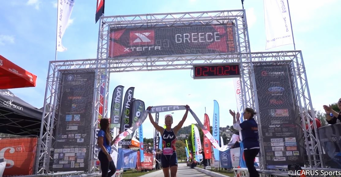 ICARUS SPORTS TO BROADCAST XTERRA GREECE CHAMPIONSHIP
