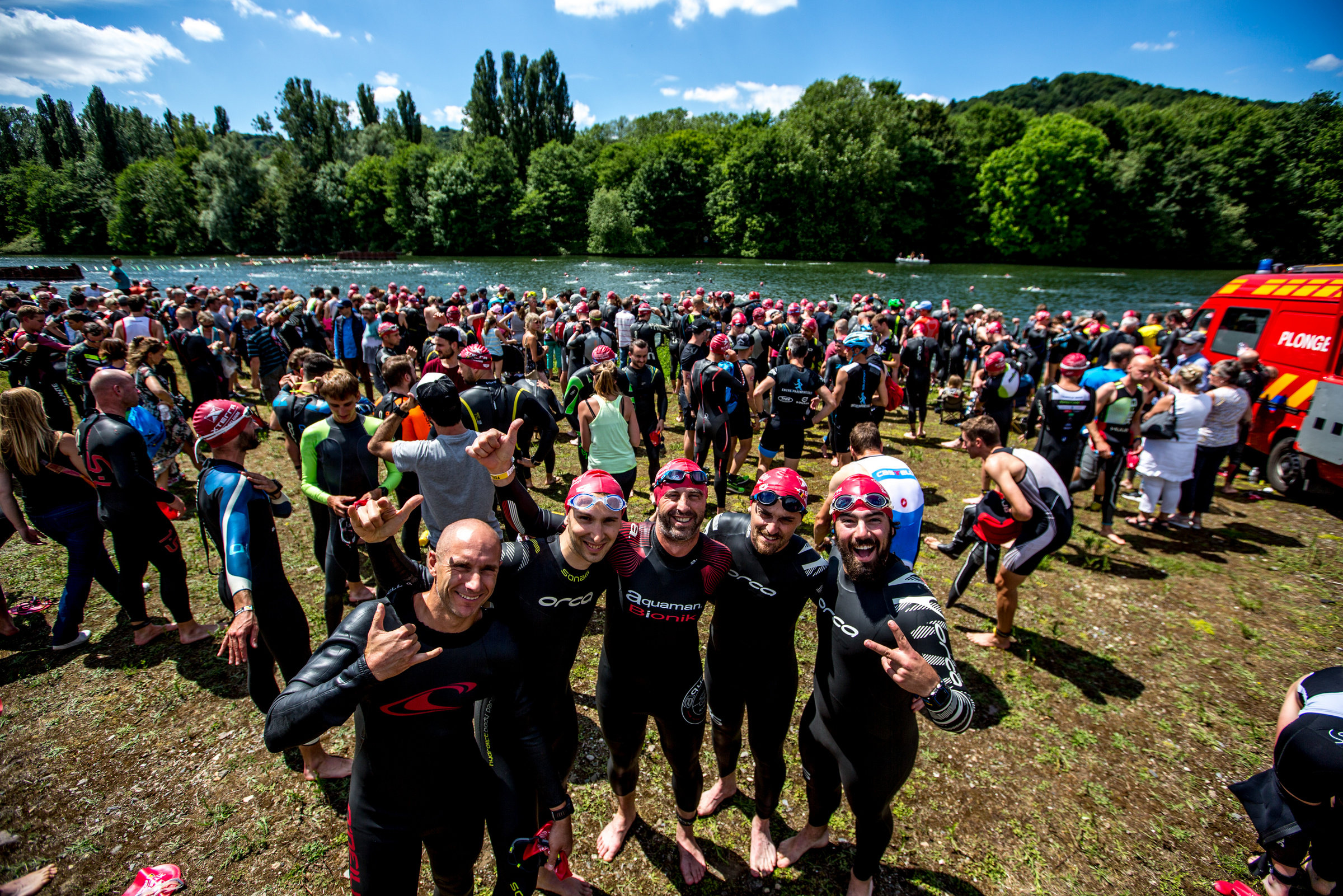 ICARUS SPORTS TO COVER OFF-ROAD TRIATHLON AT XTERRA BELGIUM