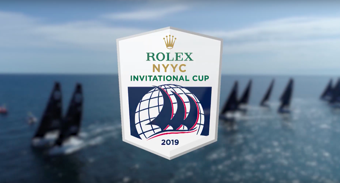 ICARUS Sports delivers excellent media coverage for the 2019 Rolex New York Yacht Club Invitational Cup