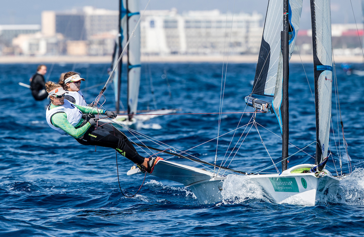New era of live sailing coverage at 2019 49er, 49erFX and Nacra 17 World Championships