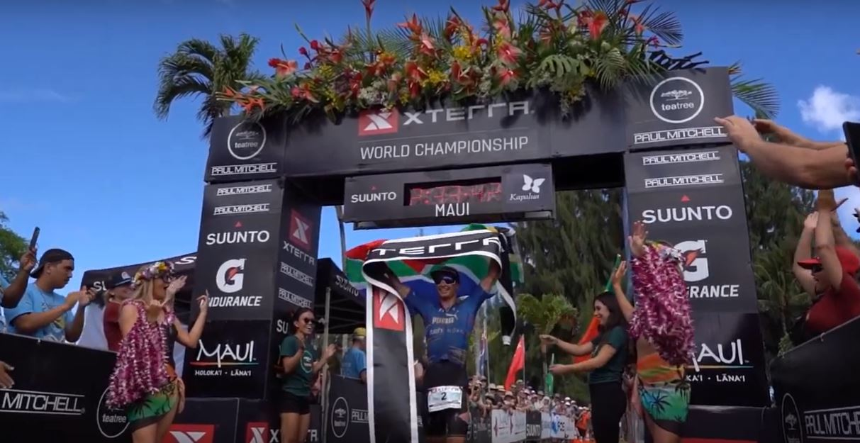 ICARUS Sports' media partnership with XTERRA and the XTERRA World Tour, has concluded in great success for 2019