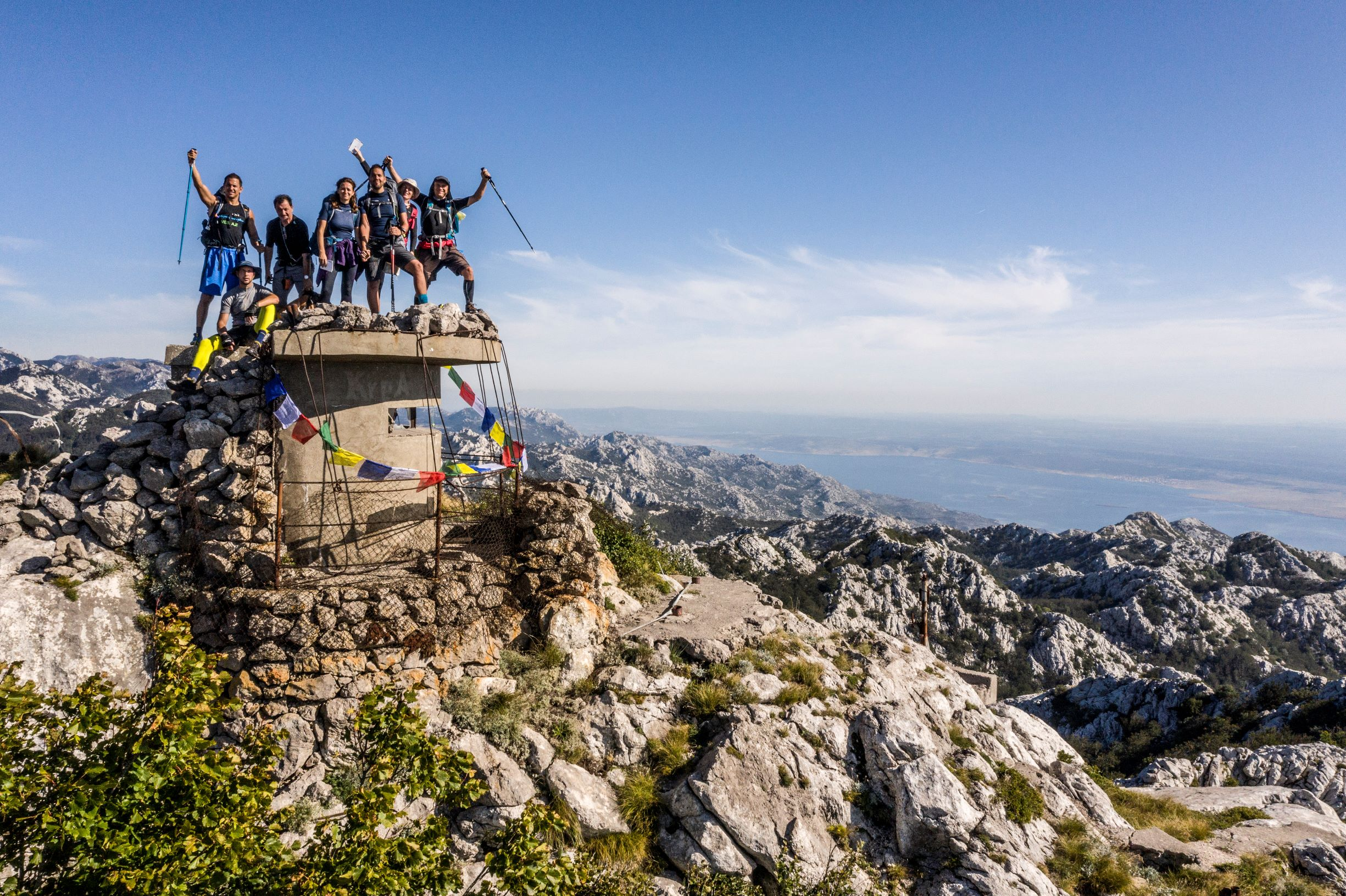 Living an adventure of a lifetime with HIGHLANDER Velebit Croatia