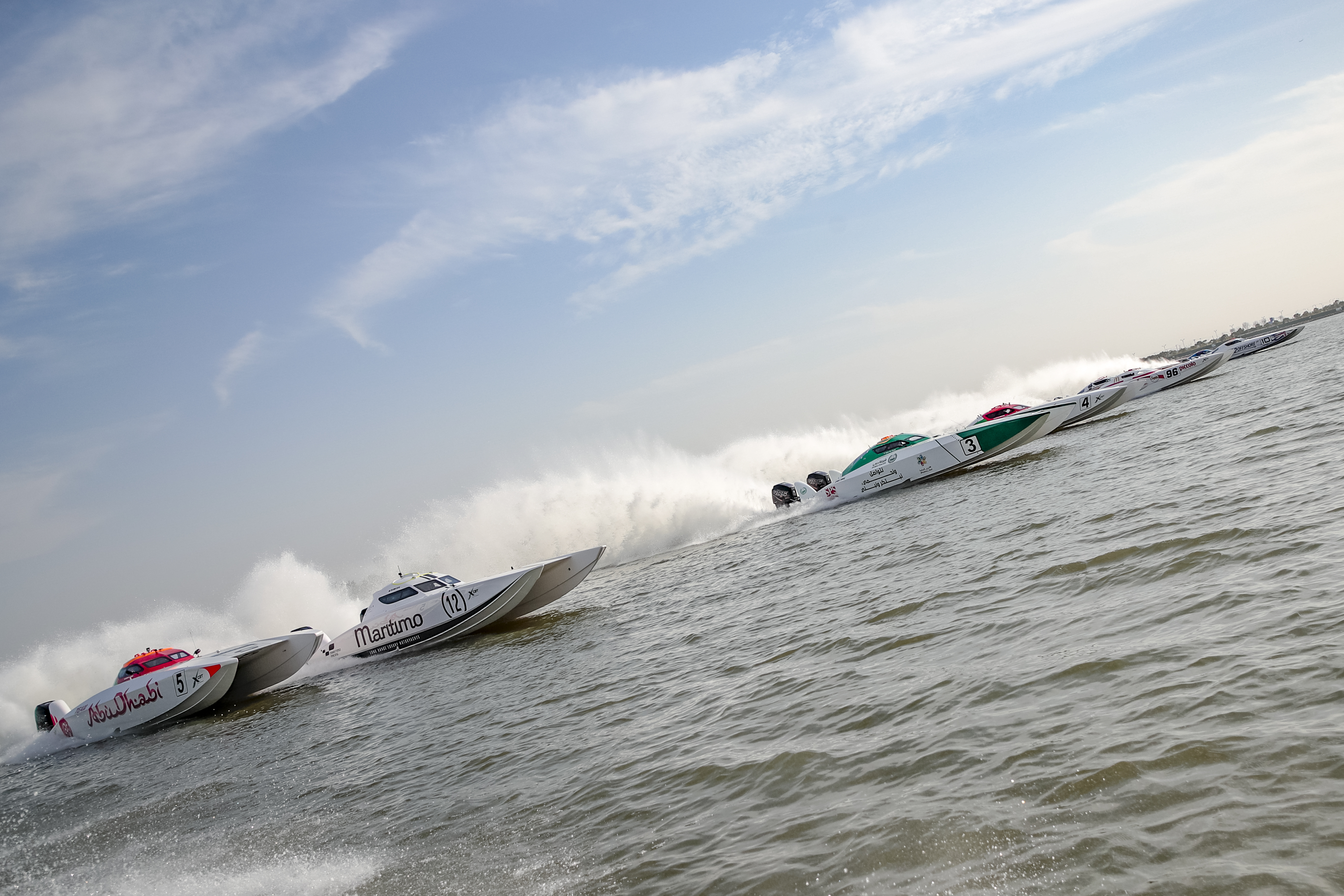 ICARUS Sports secures landmark partnership with UIM XCAT World Championship