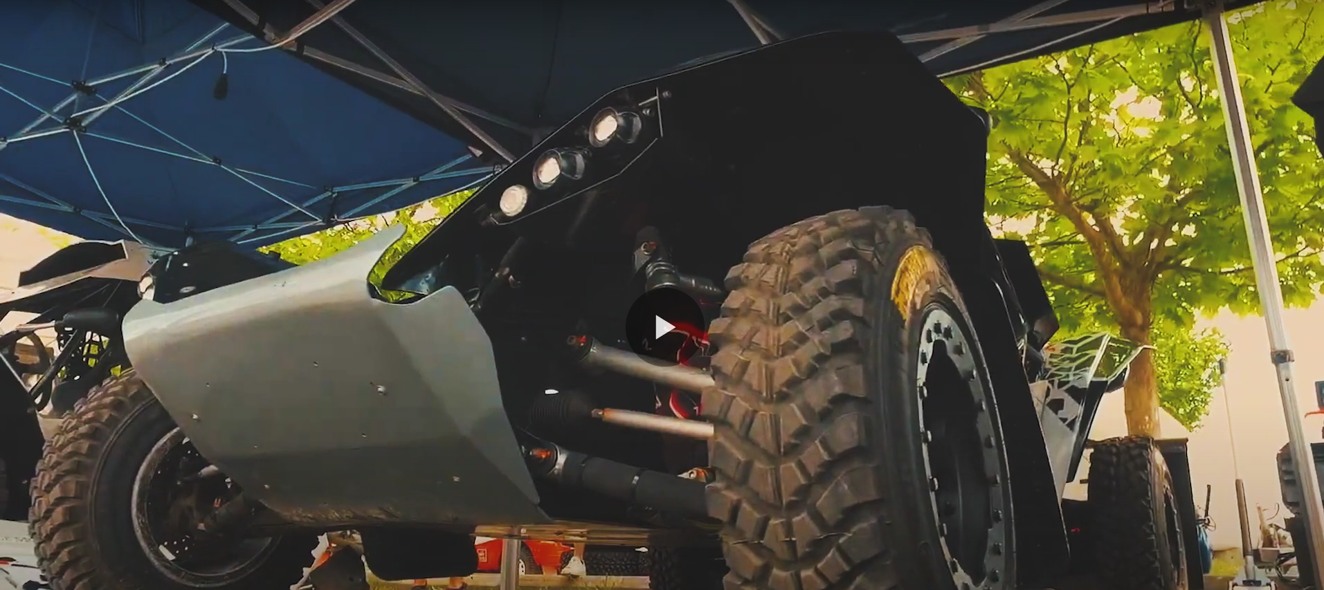 ICARUS Sports is back on the tracks with the Rally Greece Offroad 2021