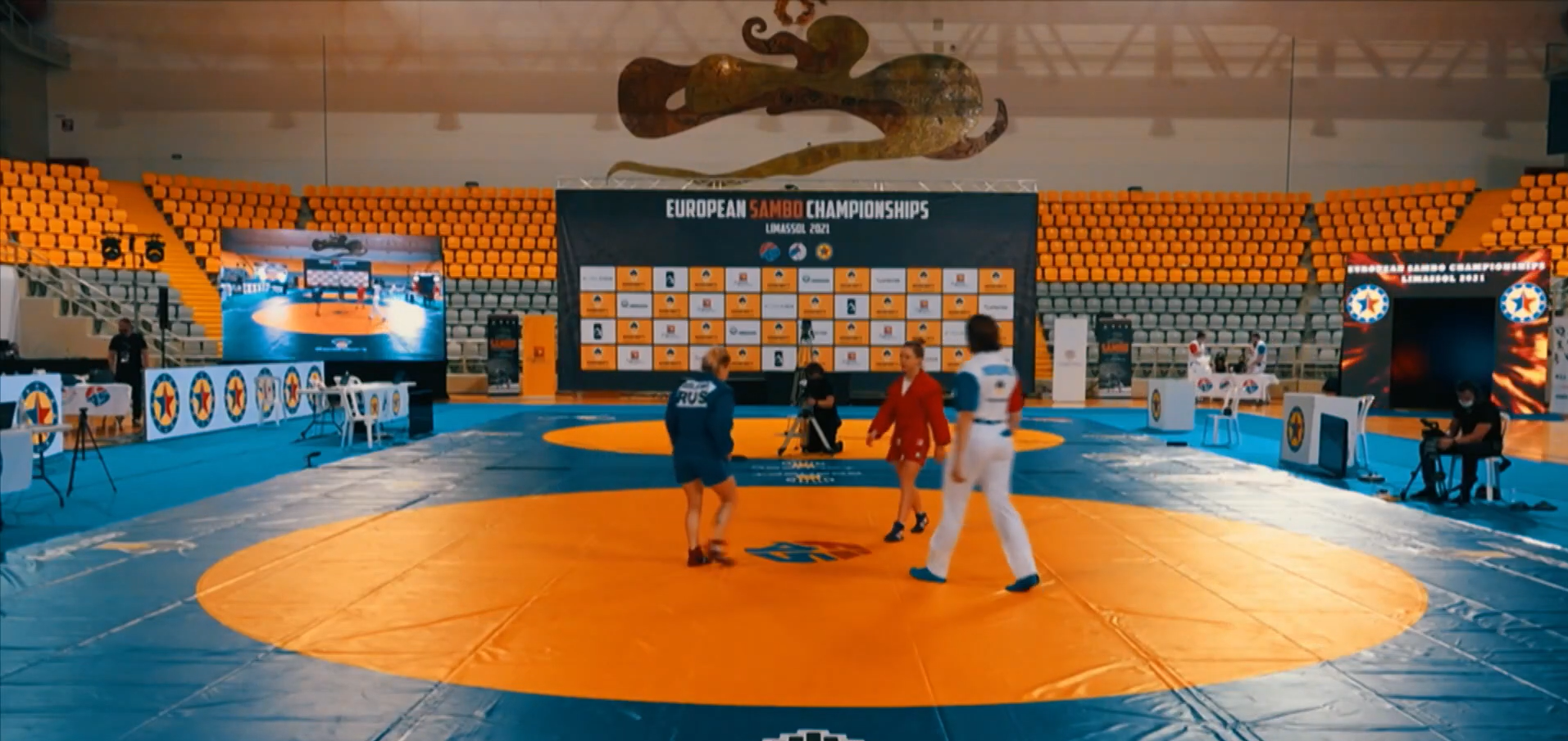 ICARUS Sports Expands Into Martial Arts – Forges Landmark Partnership With International Sambo Federation (FIAS)