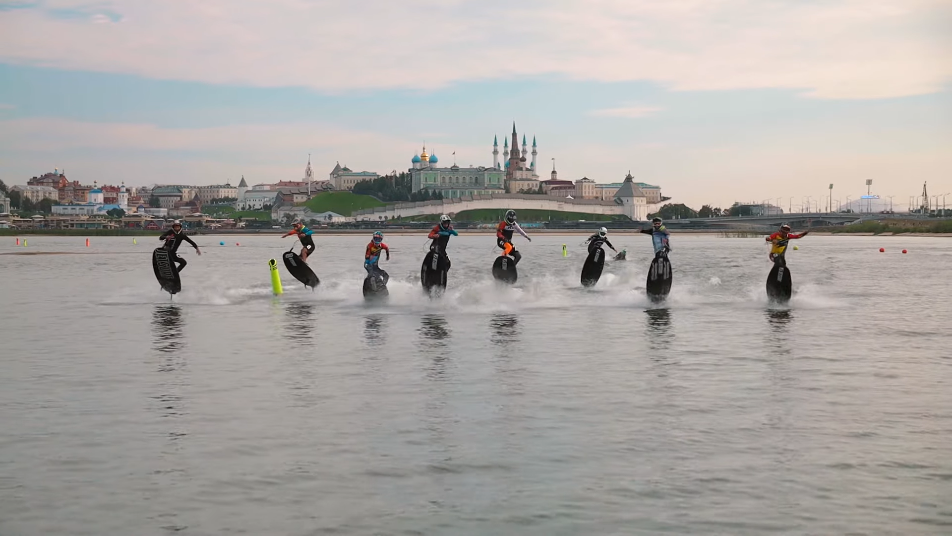 'On-board' with the UIM MotoSurf WorldCup