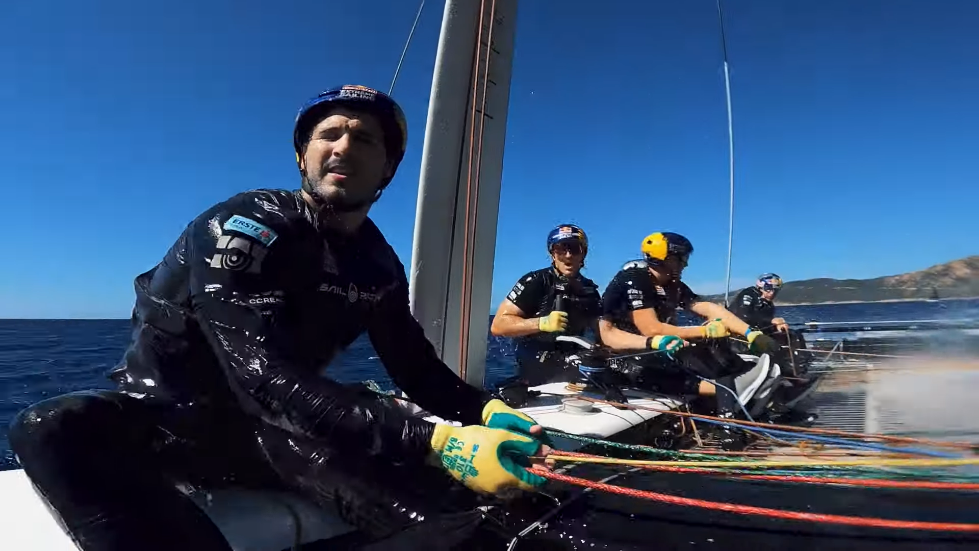 ICARUS Sports Continues Well-Established Partnership With GC32 Racing Tour